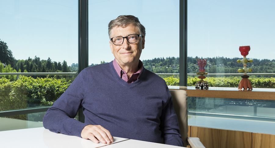 Bill Gates Top Ten Books