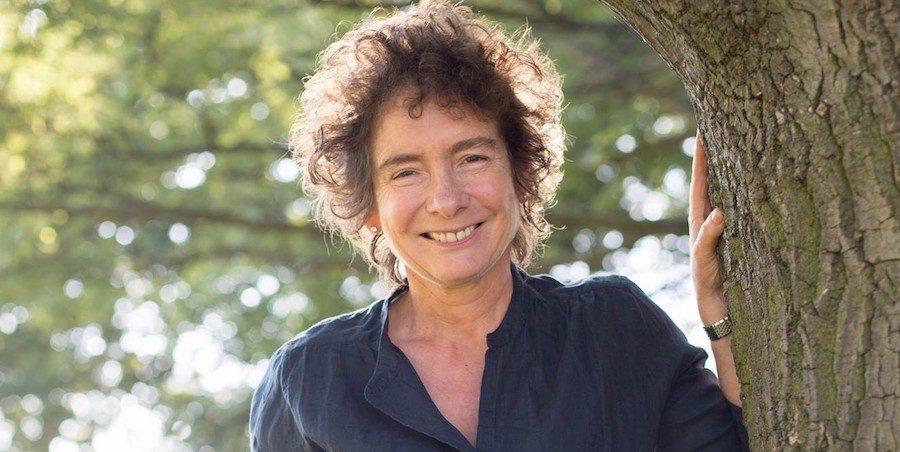 Jeanette Winterson PC Sam Churchill