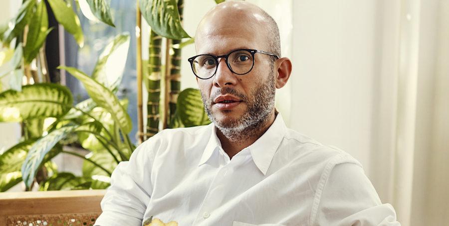 Rafael de Cárdenas photographed by Weston Wells for T Magazine