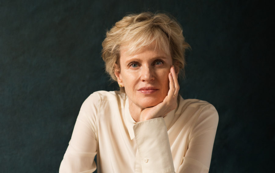 Siri Hustvedt by Rebecca Miller for Observer Magazine