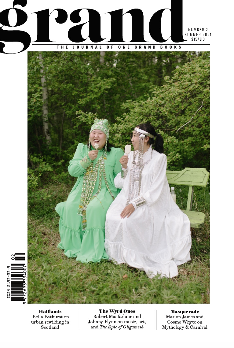 Cover Grand – issue two