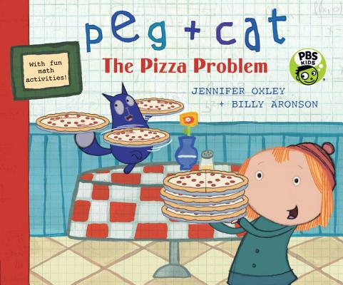 Peg + Cat The Pizza Problem