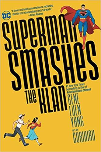 Sumperman Smashes the Klan